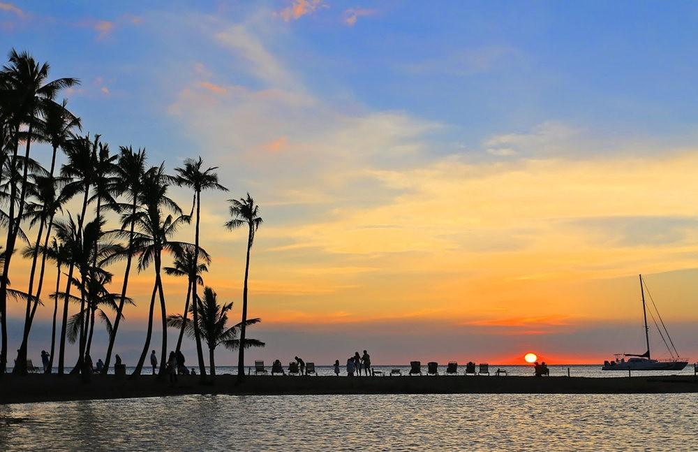 夏威夷的日落_图1-5