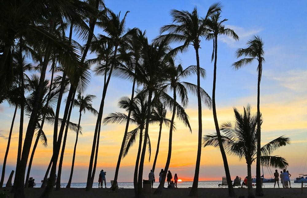 夏威夷的日落_图1-6
