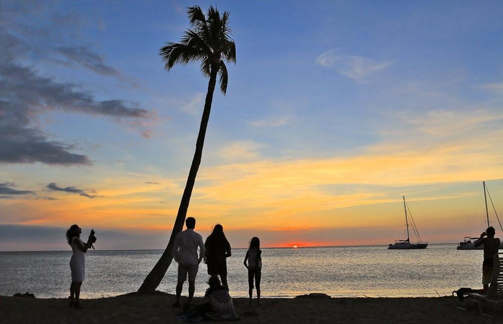 夏威夷的日落_图1-7
