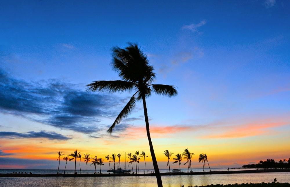 夏威夷的日落_图1-8