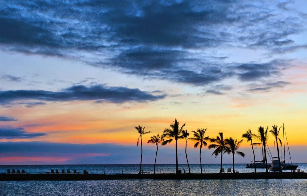 夏威夷的日落_图1-11