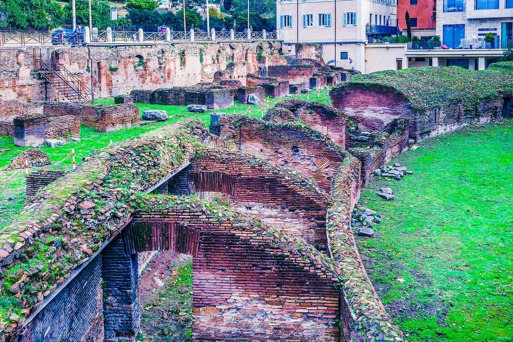 意大利罗马,古老城市_图1-40