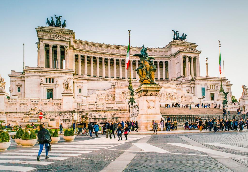 意大利罗马,古老城市_图1-39