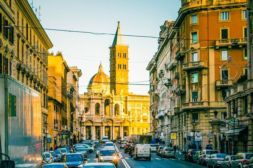意大利罗马,古老城市_图1-29