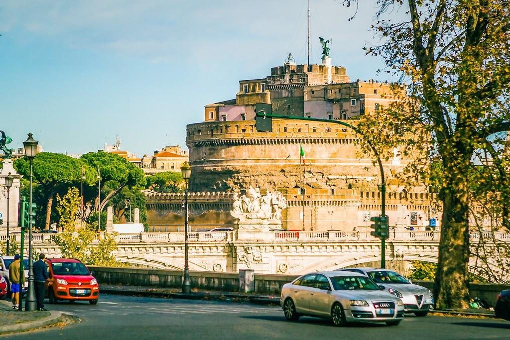 意大利罗马,古老城市_图1-30