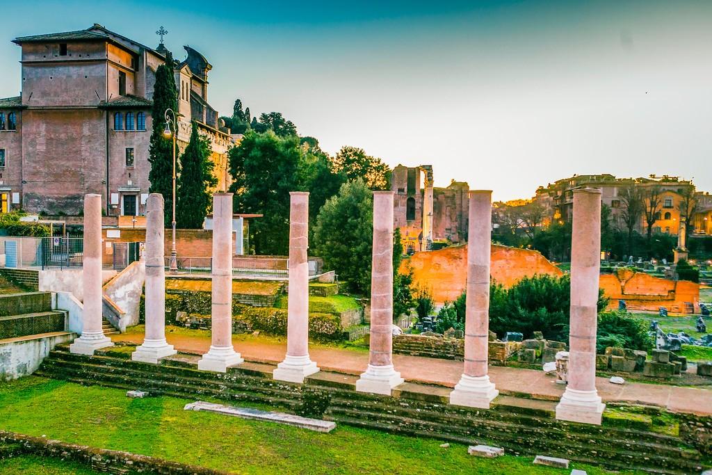意大利罗马,古老城市_图1-34