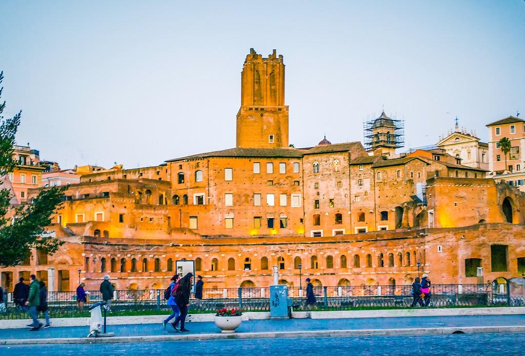 意大利罗马,古老城市_图1-32
