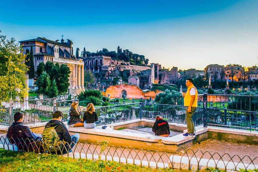 意大利罗马,古老城市_图1-28