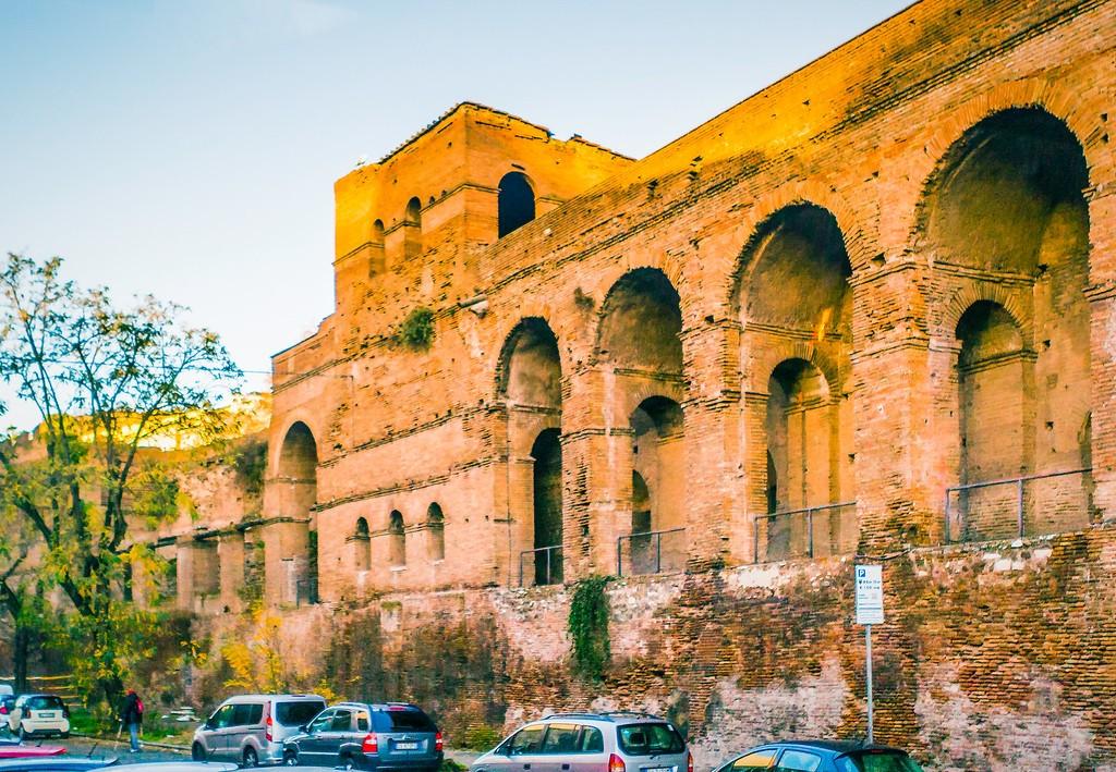 意大利罗马,古老城市_图1-27