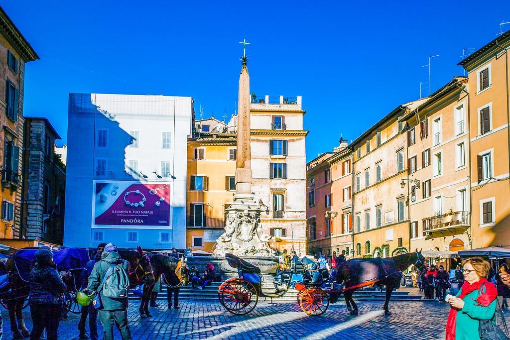 意大利罗马,古老城市_图1-26