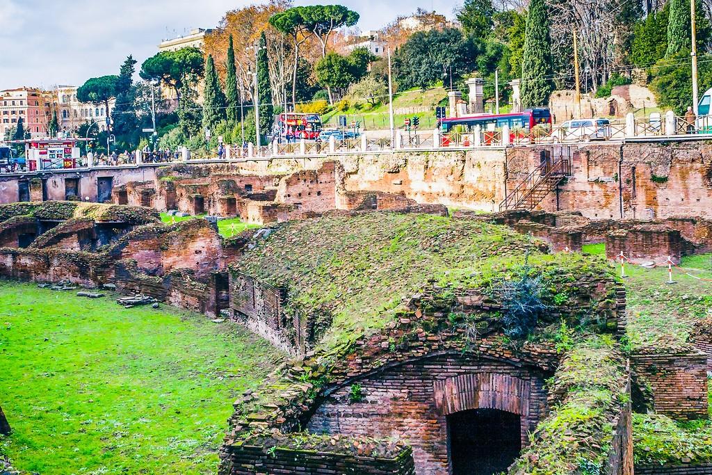 意大利罗马,古老城市_图1-25