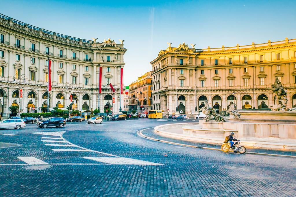 意大利罗马,古老城市_图1-23