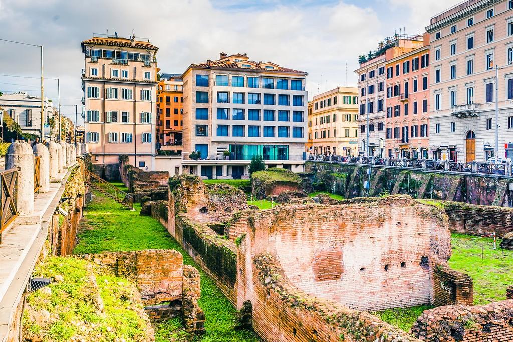 意大利罗马,古老城市_图1-24