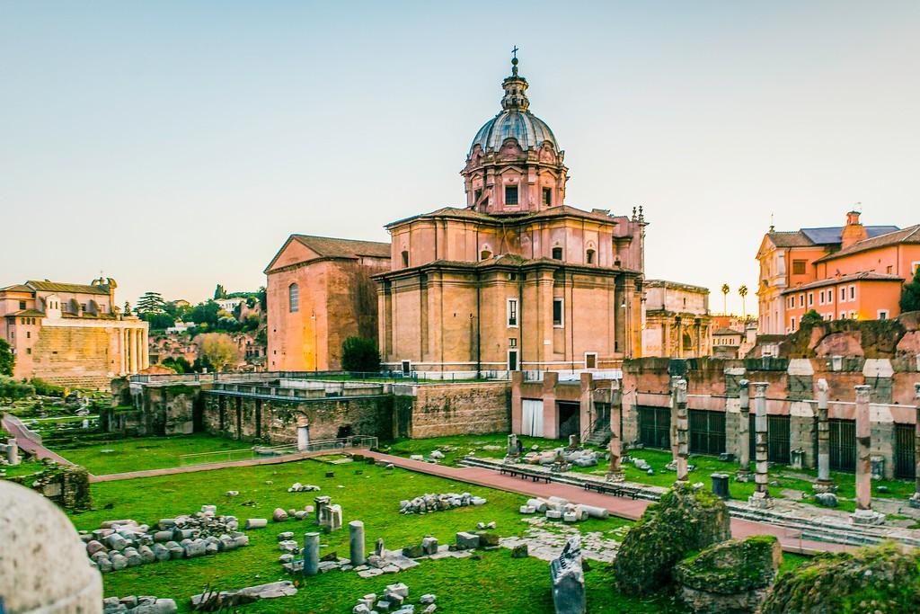意大利罗马,古老城市_图1-1