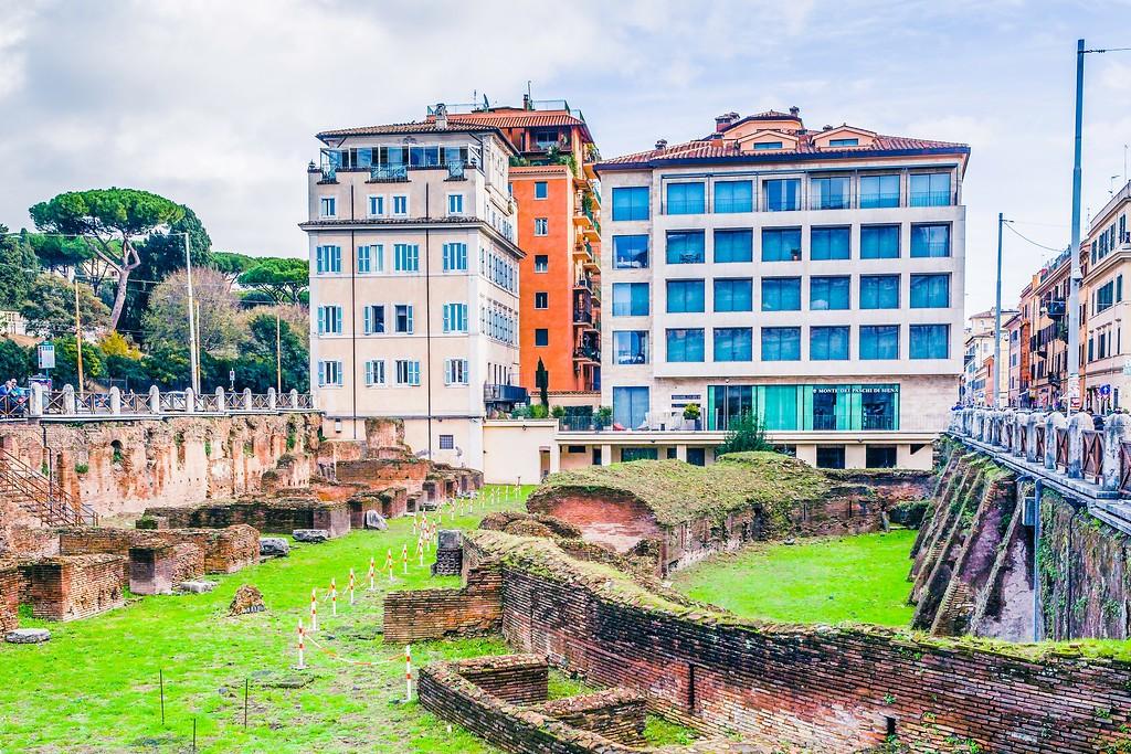 意大利罗马,古老城市_图1-3