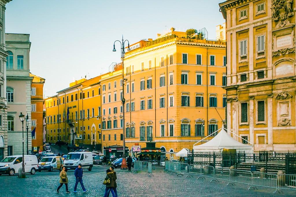 意大利罗马,古老城市_图1-8