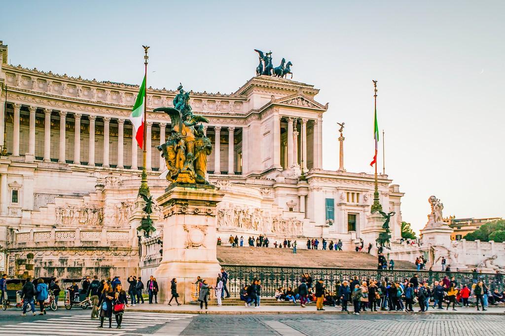 意大利罗马,古老城市_图1-10