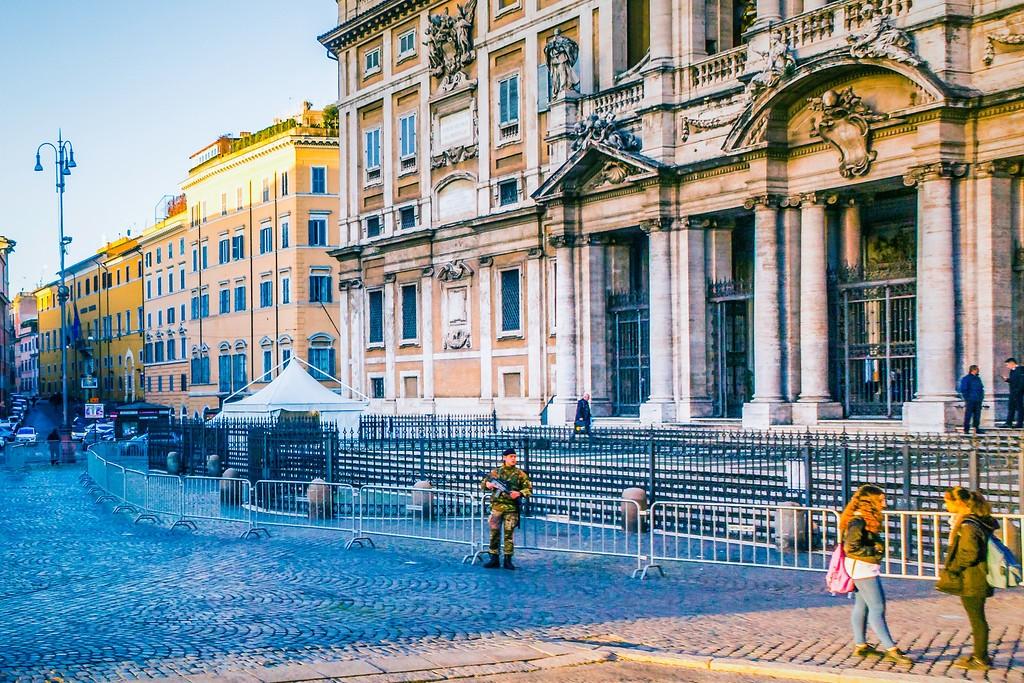 意大利罗马,古老城市_图1-9