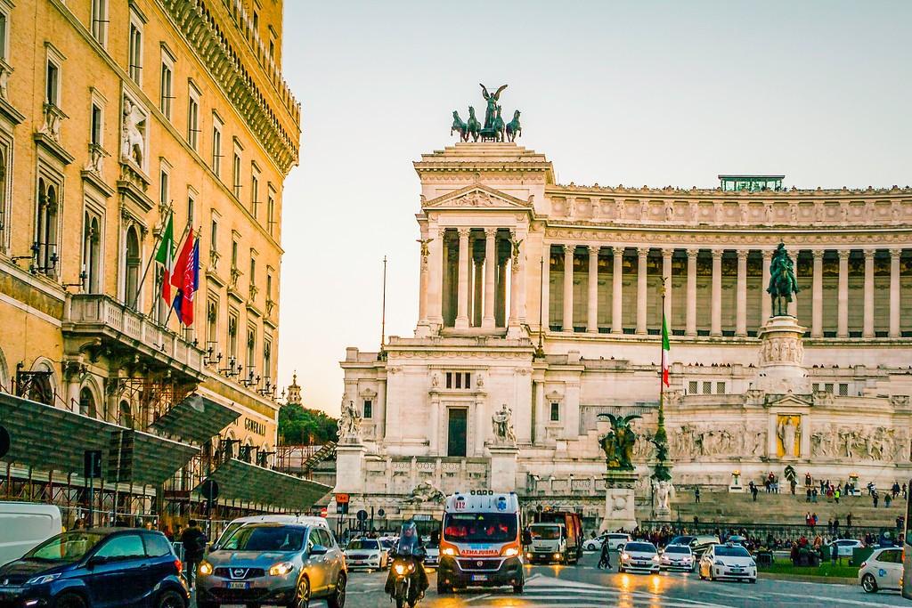 意大利罗马,古老城市_图1-20