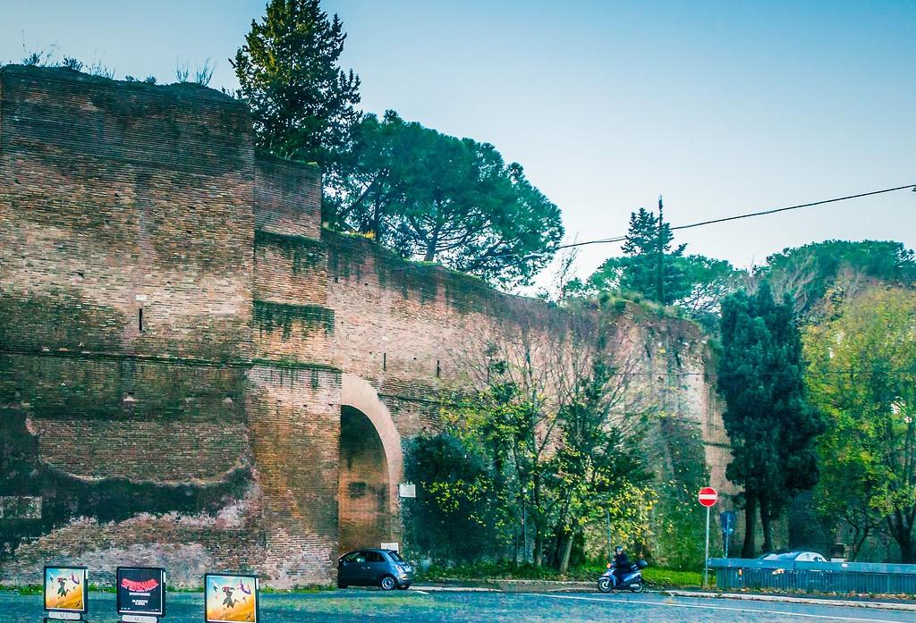 意大利罗马,古老城市_图1-19