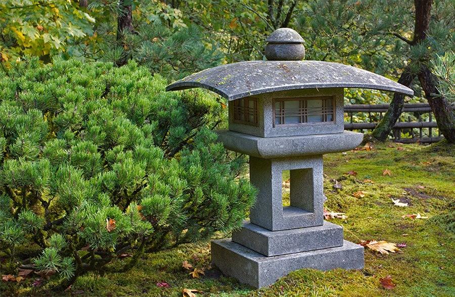 秋天的波特兰日本花园_图1-30