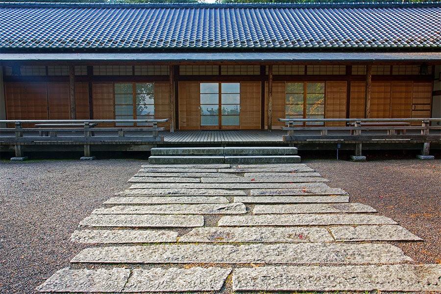 秋天的波特兰日本花园_图1-32