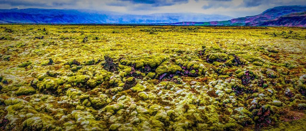 冰岛风采,自然彩图_图1-33