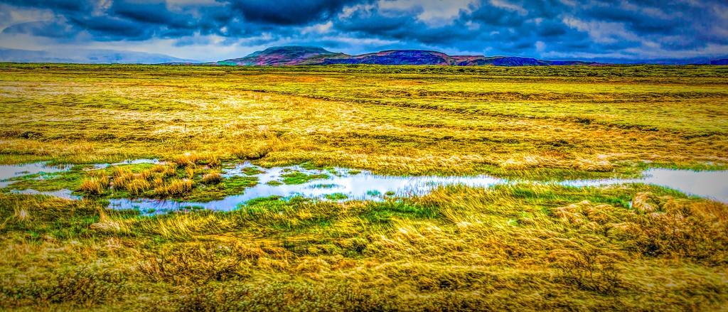 冰岛风采,自然彩图_图1-35