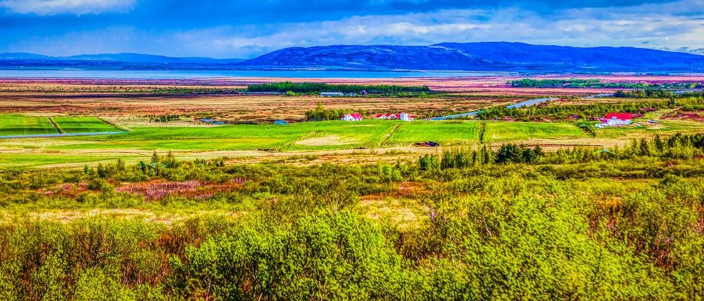 冰岛风采,自然彩图_图1-32
