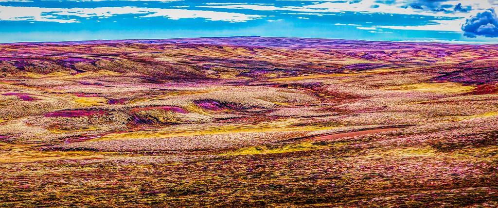 冰岛风采,自然彩图_图1-31