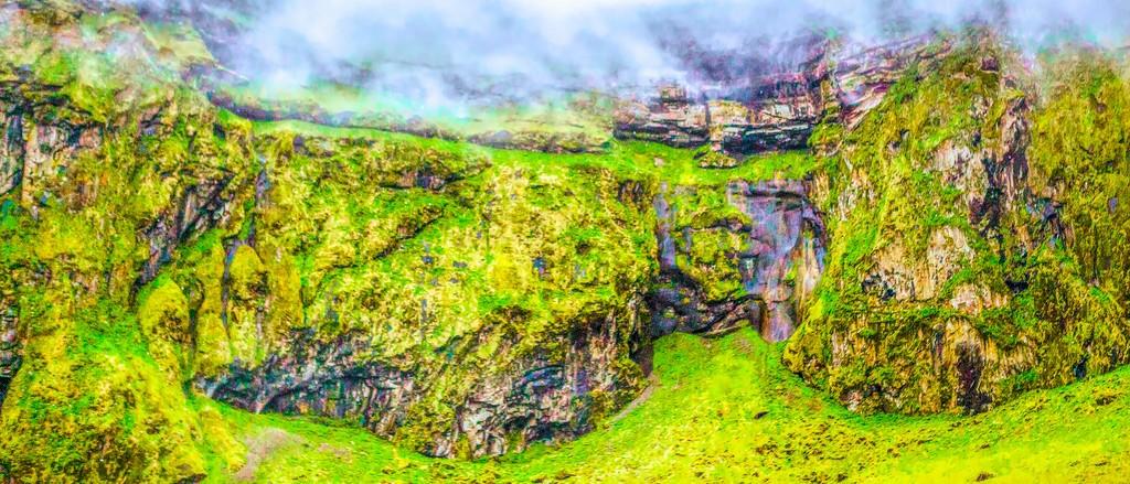 冰岛风采,自然彩图_图1-30