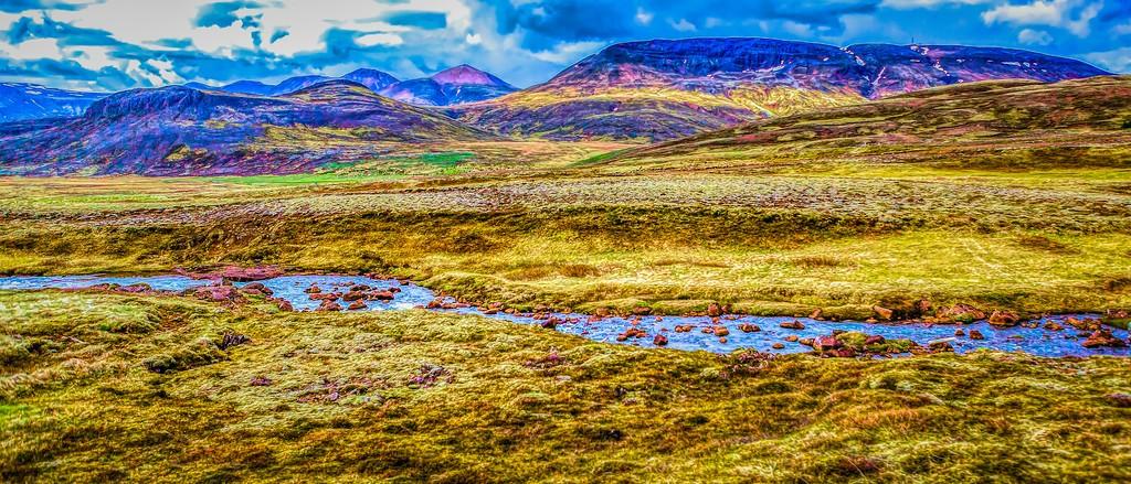 冰岛风采,自然彩图_图1-19