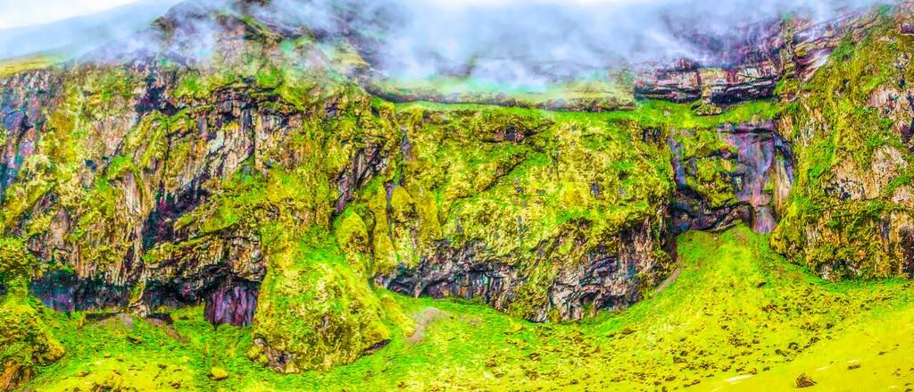 冰岛风采,自然彩图_图1-23