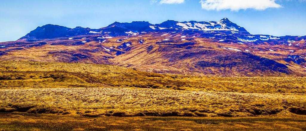 冰岛风采,自然彩图_图1-21