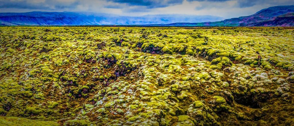冰岛风采,自然彩图_图1-18
