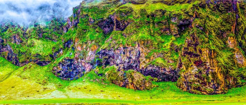 冰岛风采,自然彩图_图1-5