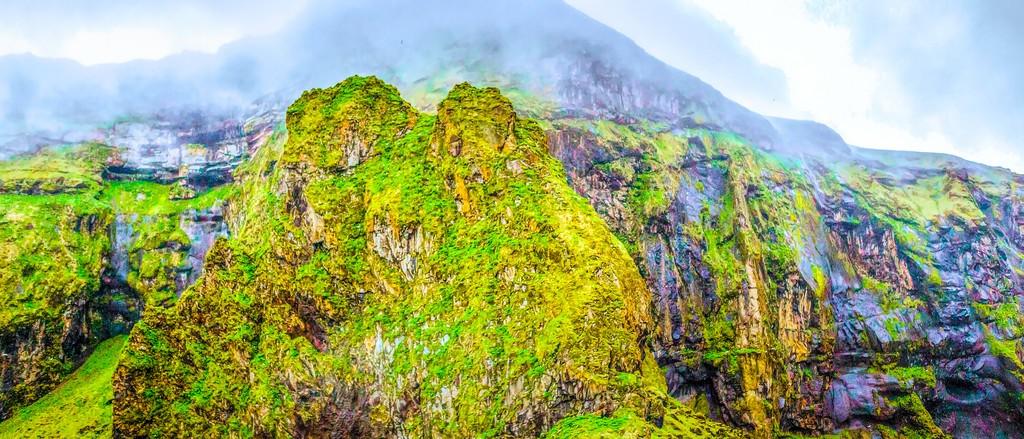 冰岛风采,自然彩图_图1-2