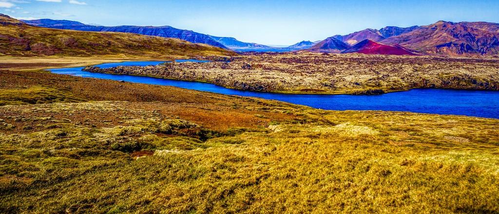 冰岛风采,自然彩图_图1-38