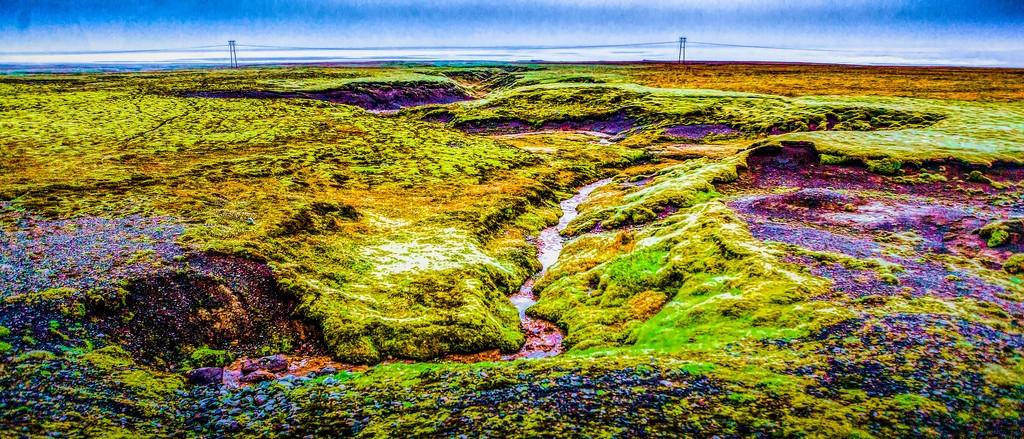 冰岛风采,自然彩图_图1-16
