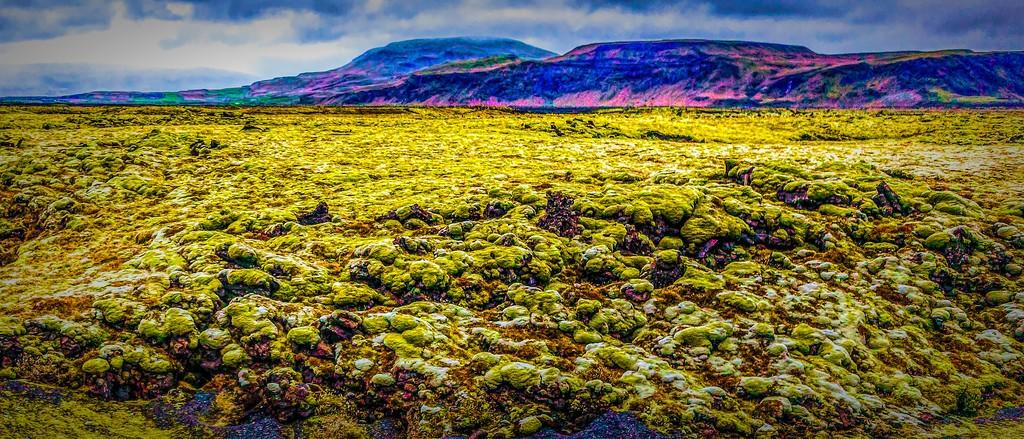 冰岛风采,自然彩图_图1-14