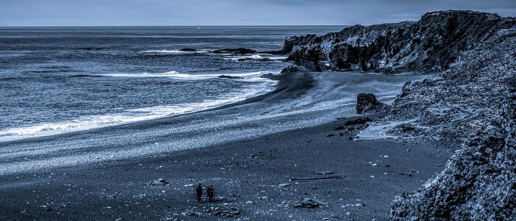冰岛Djúpalónssandur沙滩,峥嵘岁月_图1-30