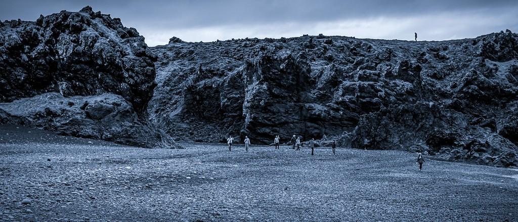 冰岛Djúpalónssandur沙滩,峥嵘岁月_图1-25