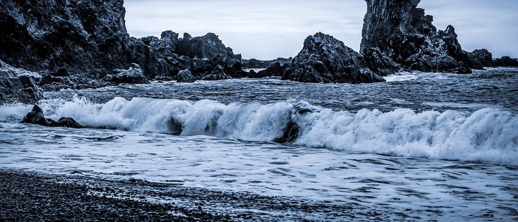 冰岛Djúpalónssandur沙滩,峥嵘岁月_图1-20