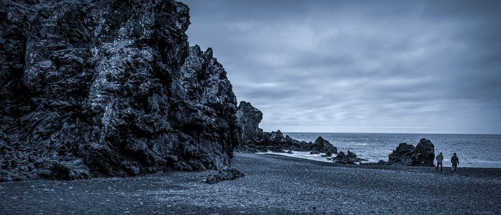 冰岛Djúpalónssandur沙滩,峥嵘岁月_图1-22