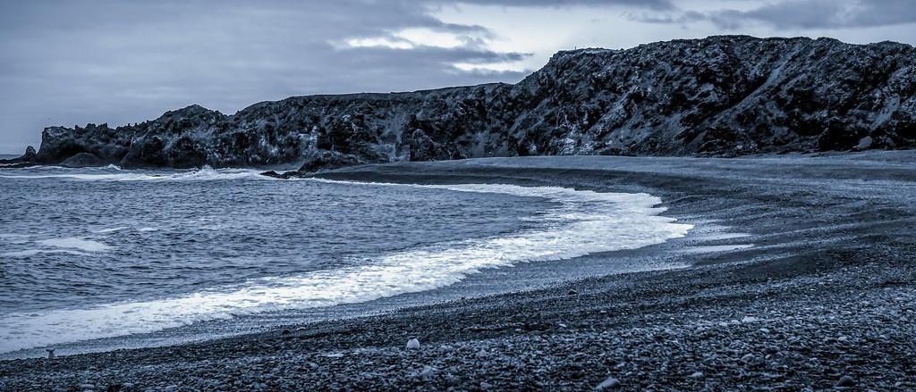 冰岛Djúpalónssandur沙滩,峥嵘岁月_图1-21