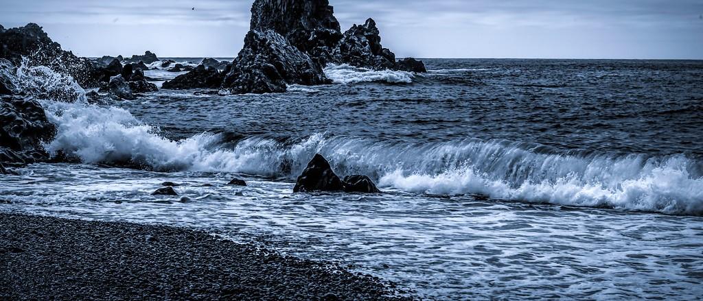 冰岛Djúpalónssandur沙滩,峥嵘岁月_图1-23