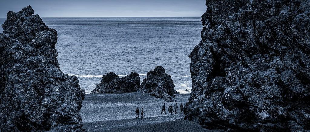 冰岛Djúpalónssandur沙滩,峥嵘岁月_图1-15