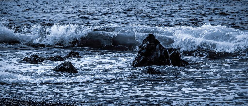 冰岛Djúpalónssandur沙滩,峥嵘岁月_图1-16