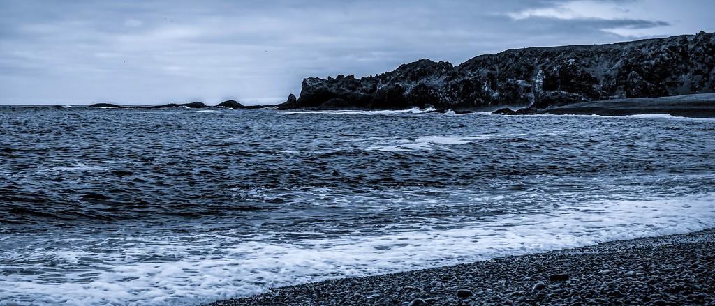 冰岛Djúpalónssandur沙滩,峥嵘岁月_图1-17