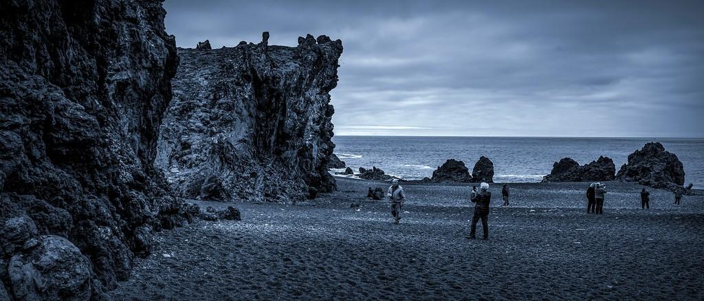 冰岛Djúpalónssandur沙滩,峥嵘岁月_图1-18